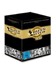 RUSS MEYER KINOEDITIONS-BOX-DIE DRITTE LIMITIERTE EDITION MIT KULTIGE 5 DVD NEU