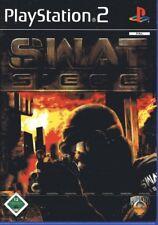 SWAT Siege PLAYSTATION 2 NOUVEAU