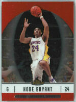2006-07 Topps Finest #25 Kobe Bryant / Los Angeles Lakers / HOF / NM-MT