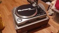 HIGH TORQUE DJ TURNTABLE Numark TT200 IN OVP PLATTENSPIELER - STRAIGHT TECHNICS