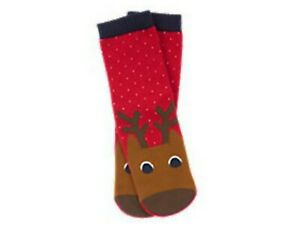 NWT Gymboree Christmas Holiday Shop Santa or  Reindeer Socks U-Pick