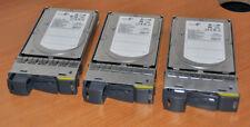 BULK LOT 3 x Seagate ST3300007FC 300GB 10K FC Hard Drive Fibre Channel NetApp