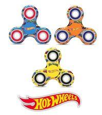 new Fidget Spinner Hot Wheels Originale Piu Veloce Della Luce Bambini Antistress