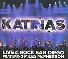 Katinas : Live at the Rock San Diego CD