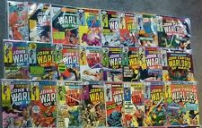 JOHN CARTER, WARLORD OF MARS - 25 ISSUES