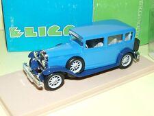 TALBOT PACIFIC LIMOUSINE 1930 Bleu ELIGOR 1036
