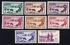 St. Pierre et Miquelon. 1938 Local Motives. MH