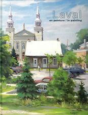 LAVAL EN PEINTURE / IN PAINTING ROUSSAN JACQUES DE 1989