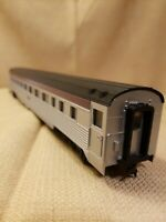 Con- Cod HO 85' Coach Car Corrugated Side 6, Unlettered  1/87
