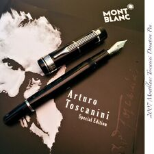 2007 MONTBLANC TOSCANINI DONATION PEN LIMITED EDITION BOXED CLASSIC FOUNTAIN PEN