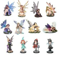More details for fairy faerie pixie ornament fantasy figurine home gift nemesis now