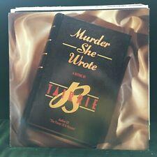 """TAIRRIE B. MURDER SHE WROTE 1990 CLASSIC GOLDEN ERA HIP HOP RAP 12"""" VINYL"""