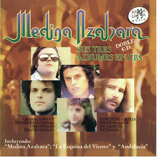 MEDINA AZAHARA-SUS TRES ALBUMES EN CBS -CD