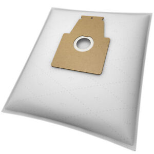10x Staubsaugerbeutel geeignet für Bosch BSG 82010 Ergomaxx BSG82010