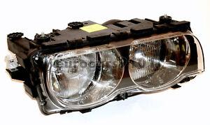 BMW 740i 740iL Magneti Marelli Right Headlight LUS4581 63128376392