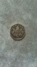 50p Coin 2013 Christopher Ironside