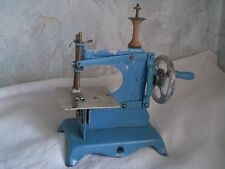 Old RARE Vintage toy sewing machine metal  Girls