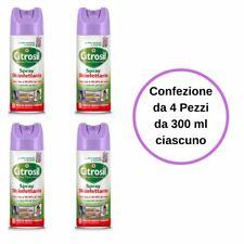 Citrosil Spray Disinfettante alla Lavanda Home Protection Confezione da 4 Pezzi