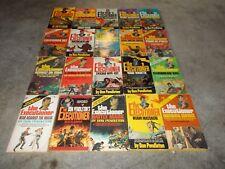 DON PENDLETON~VINTAGE EXECUTIONER SERIES~1ST 39 BOOKS~+ EXECUTIONER'S WAR BOOK