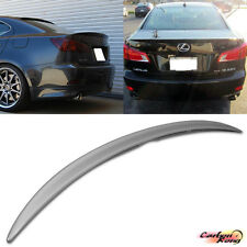 PAINTED FOR LEXUS IS250 Sport OE Style Rear Trunk Spoiler Wing Sedan 06-12