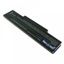 Asus N71VG, kompatibler Akku, LiIon, 10.8V, 5200mAh, schwarz