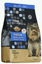 Adult dog food Supreme Compy with salmon and rice *FREE SHIPPING WORLDWIDE*