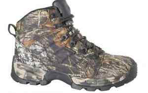Mens Northwest Camouflage Waterproof Country Hunting Walking Boots Sizes 7 to 12