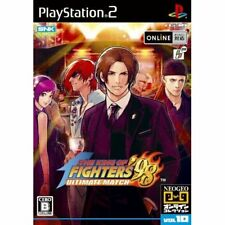 Used PS2 The King of Fighters 98 Ultimate Match import