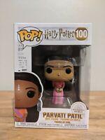 Funko Pop: Harry Potter - Parvati Patil - Yule Ball - Figure #100