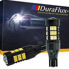 DuraFlux Backup Light 921 White LED Bulbs for 2008-16 RAM 1500 2500 w/ Projector