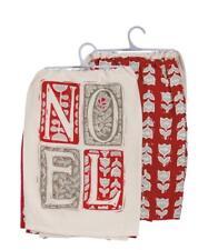 NOEL Christmas Tea Towels, Set of 2, Primitives by Kathy