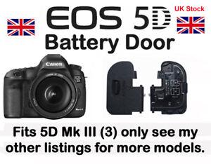 NEW Battery Door Cover for Canon EOS 5D Mark III (3)