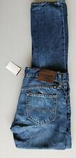 LUCKY BRAND Men 121 Heritage Slim Cotton Blend Denim Jean - 29x32 Dark Blue