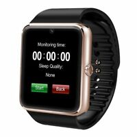 Latest Bluetooth Smart Watch with Camera Text Call Mic for ios android LG ZTE