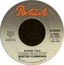 ♫ Burton Cummings (The Guess Who) - Stand Tall / Burch Magic - Portrait 1976 -