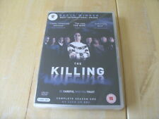 The Killing - Series 1 - Complete (DVD, 2011, 5-Disc Set) English Subs - NEW