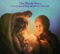 Moody Blues - Every Good Boy Deserves Favour (NEW CD)