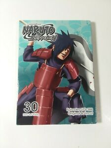 Naruto: Shippuden - Box Set 30 (DVD, 2017, 2-Disc Set)