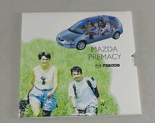 Presseinformationen/Pressefotos Mazda Premacy Stand 06/1999