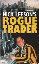 Rogue Trader - Nick Leeson - Sphere - SIGNED - Acceptable - Paperback