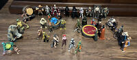 Huge Star Wars Band Dancers Elephant Man War Room 39 Figures Lot Mint