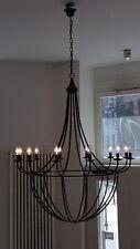 Großer Kronleuchter - UNOPIU - Made in Italy - für 12 Kerzen