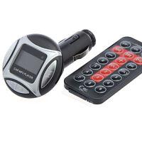 Transmetteur FM Audio MP3 / Clé USB / SD Carte Micro SD / Auto Allume-cigare /GY