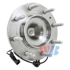 Wheel Bearing and Hub Assembly fits 2011-2016 GMC Sierra 2500 HD Sierra 3500 HD