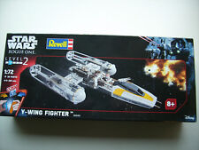 REVELL 06699 Y-WING FIGHTER - 1:72 EASY KIT