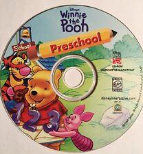 Disney's Winnie the Pooh PreSchool CD