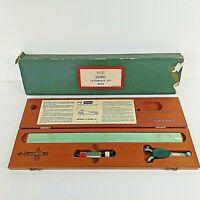 KE Doric Lettering Set 61 3135 Keuffel & Esser Co Precision Drawing Engineer VTG