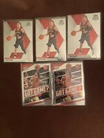 2019-20 Panini Mosaic Trae Young Lot - 3 Base / 2 Got Game Inserts HAWKS 🔥