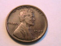 1927-D Lincoln One Cent Solid Very Fine VF+ Brown Original Wheat 1 Penny US Coin