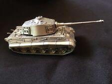 WoT Panzer World of Tanks MODEL TANK TIGER II (King Tiger) 1:72 Weight 600g